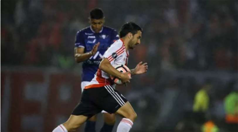 River Plate atropela Jorge Wilstermann
